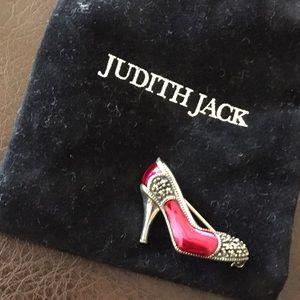 Judith Jack High Heel Pin